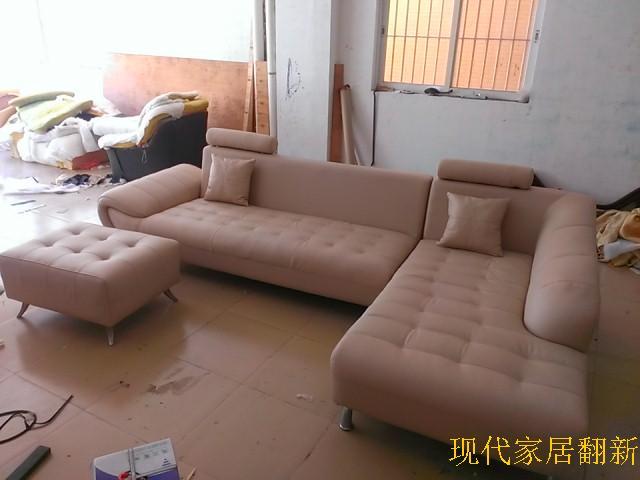 中山市现代家居沙发翻新服务中